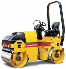 Dynapac cc122 roller