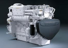 Yanmar marine engines